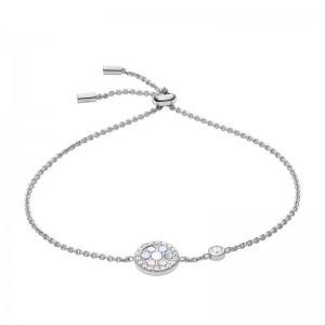 Bracelet Fossil JFS00519040 femme nacré