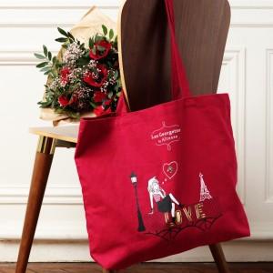 Tote Bag Serpent édition Spécial St Valentin