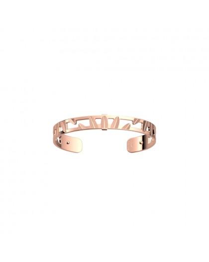 Bracelet Les Georgettes Maat rosé 8mm
