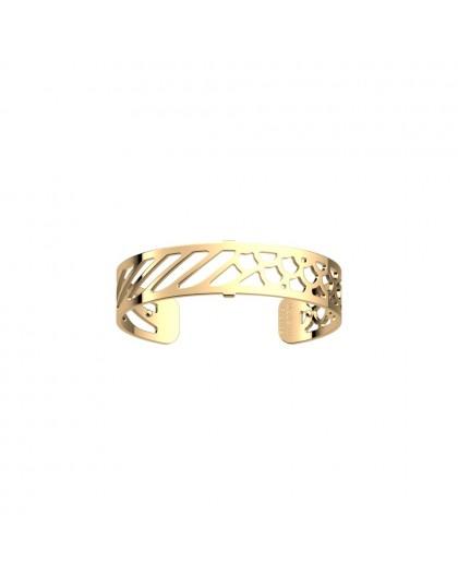 Bracelet Les Georgettes Ibis doré 14mm