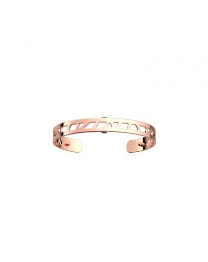Bracelet Les Georgettes Perroquet rosé 8mm