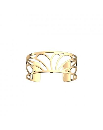 Bracelet Les Georgettes Rosée doré 25mm