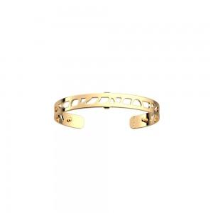 Bracelet Les Georgettes Perroquet doré 8mm