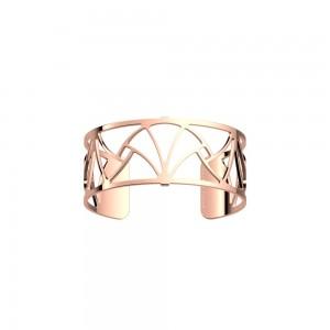 Bracelet Les Georgettes Papyrus rosé 25mm