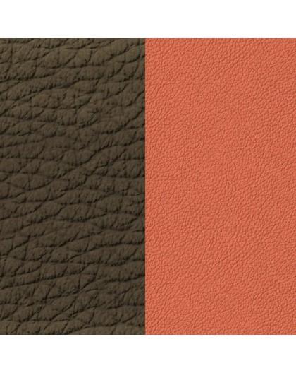 Cuir Georgettes 25mm Medium Blush/Bronze