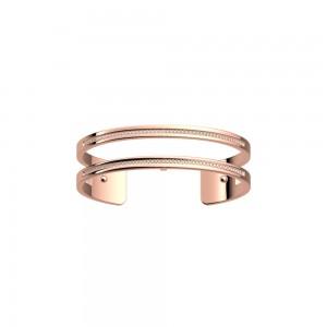 Bracelet Georgette Précieuse Pure 14mm rosé
