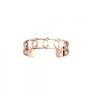 Bracelet Les Georgettes Maillon 14mm rosé