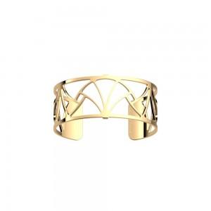 Bracelet Les Georgettes Papyrus doré 25mm