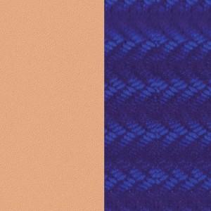 Cuir Georgettes 40mm Large Grès/Batik