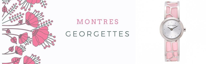 Montres Les Georgettes