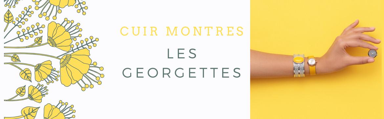 Cuirs Montres Les georgettes