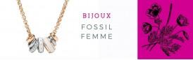 Bijoux Fossil Femme